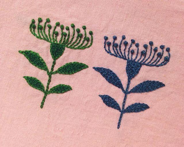 #자수 #연습 #히구치유미코 #1색자수 #yumikohiguchi #embroidery #handembroidery #handmade #practice #needlework #stitch