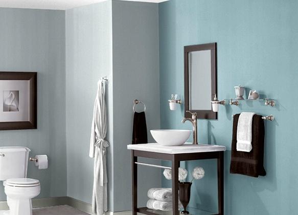 bathroom color ideas home pinterest