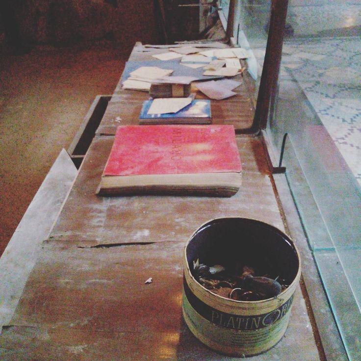 Ancients #milanodavedere #milano #milan #ig_milano #ig_milan #fai #photooftheday #vintage #visiting #instagood #picoftheday #bestoftheday #instadaily #interior #architecture #building #architexture #city #urban #design #artdeco #portaluppi #portavenezia #tickets #ticket by robirabu