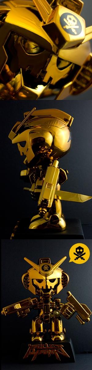 My custom toy Bulletpunk: Custom Robotars by Quiccs X Halimaw! Link to the Press cover by Toysrevil here: http://toysrevil.blogspot.com/2012/07/bulletpunk-custom-robotars-by-quiccs-x.html