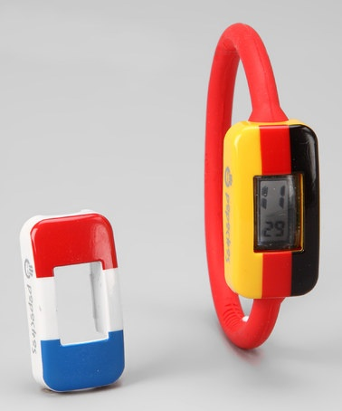 Red Germany LED Watch & France Cover by Popochos on # ...