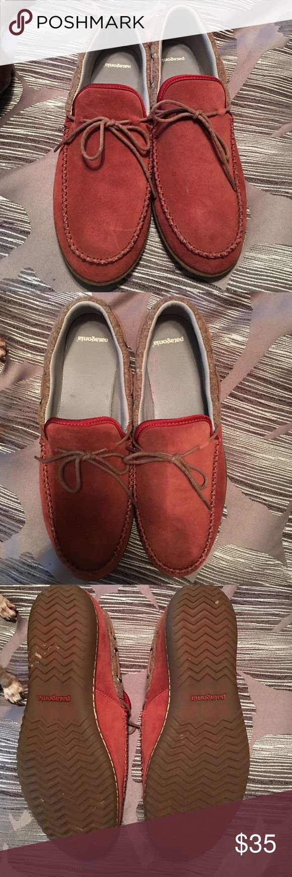 Patagonia shoes! Like new worn maybe once Patagonia shoes! Patagonia Shoes Flats & Loafers
