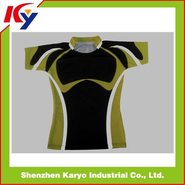 2015 OEM Sublimation Top Quality Rugby Polo T Shirts /rugby Jersey /rugby Clothing #rugby_clothing, #England