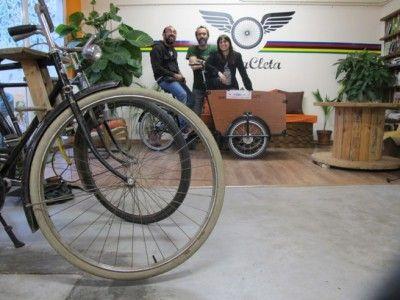 ¡Bendita bicicleta!