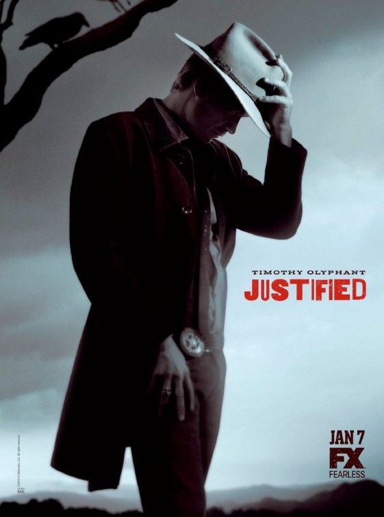 This show is smart, its funny, its unexpected, the acting is superb...and Raylan Givens is easily my tv crush.