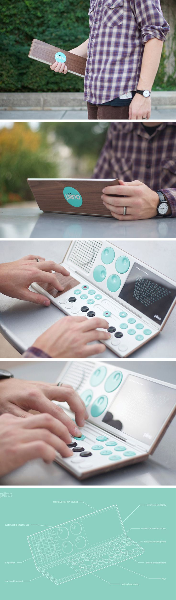 Piino Synthesizer //