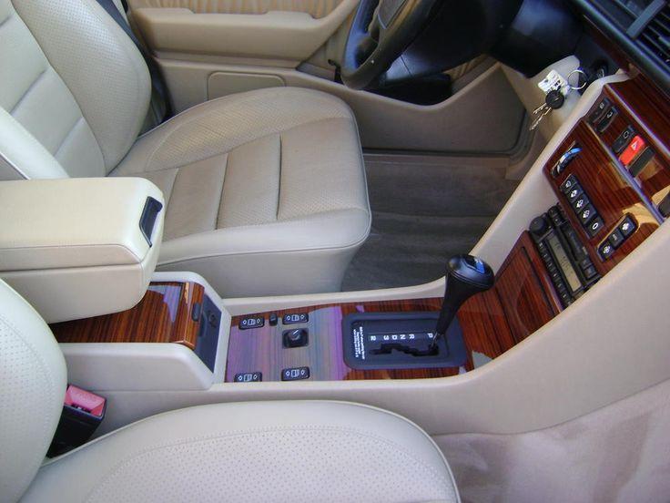Mercedes W124 E-Class...beautiful
