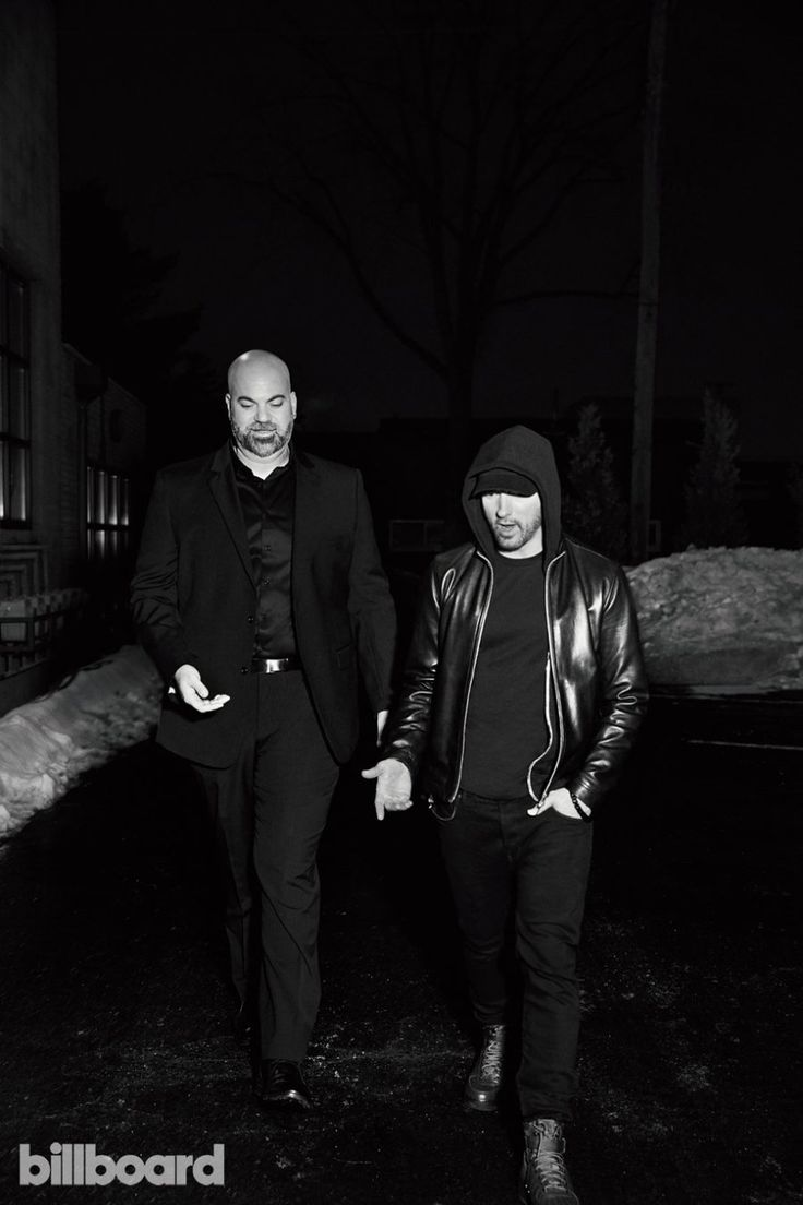 Eminem & Paul Rosenberg: Billboard Magazine Photoshoot (6 new pics) – Southpawer – Supporting Eminem