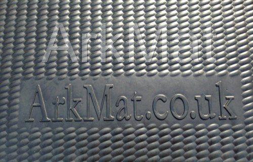 Ark Rubber and Resin Gummimatte f�r Pferdestall, EVA, 22�mm