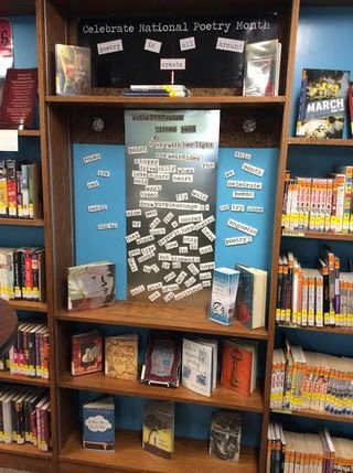Library Displays Latest Articles   Bloglovin'