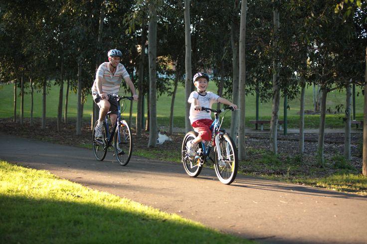Blenheim Park & Kids Playground - Blenheim Road, North Ryde, NSW  #cycling #bike #bicycle #Ryde #NorthRyde #Park #Playground #Kids #CityofRyde #RydeLocal #Children