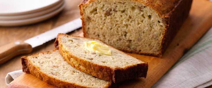 Go bananas!  Nothing beats the taste or aroma of baked banana bread.  It's just like mom's but much, much easier.