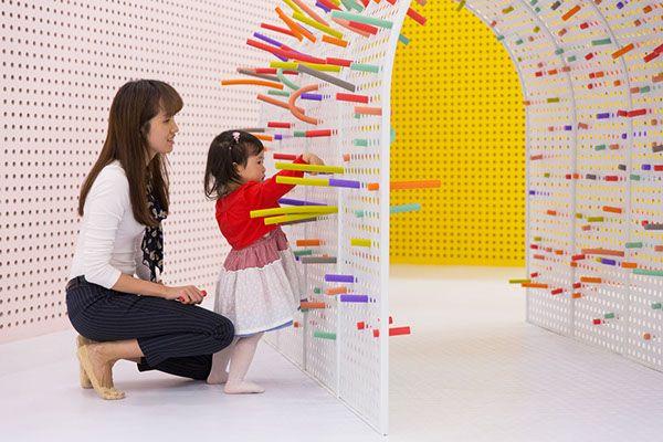 TUBO Kids Exhibition on Interior Design Served