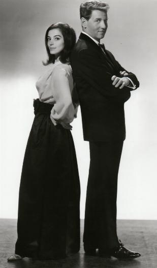 Marisa Pavan and Jean-Pierre Aumont