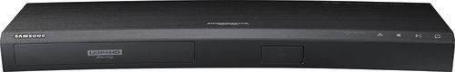 Samsung - UBD-K8500 4K Ultra HD Wi-Fi Built-In Blu-ray Player - Black