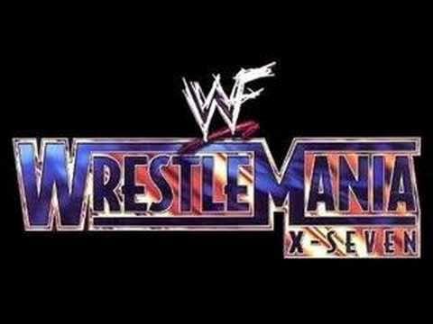 WWF Wrestlemania X-Seven Theme - YouTube