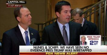 'Clearly the President Was Wrong': Pro-Trump Intel Chair Admits There's No Evidence of Obama Wiretap