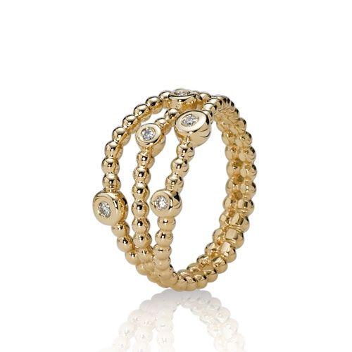 17 best images about pandora gold rings on pinterest. Black Bedroom Furniture Sets. Home Design Ideas