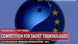 The Competition for Taoist Terminologies