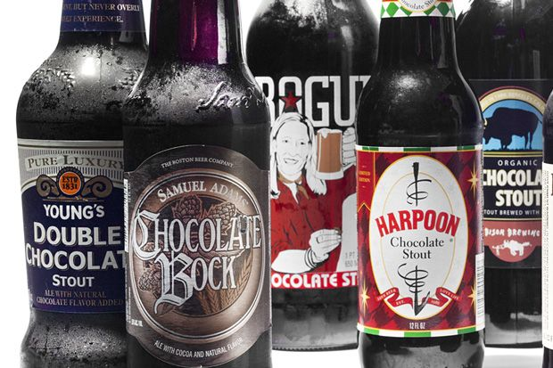 Chocolate Beers
