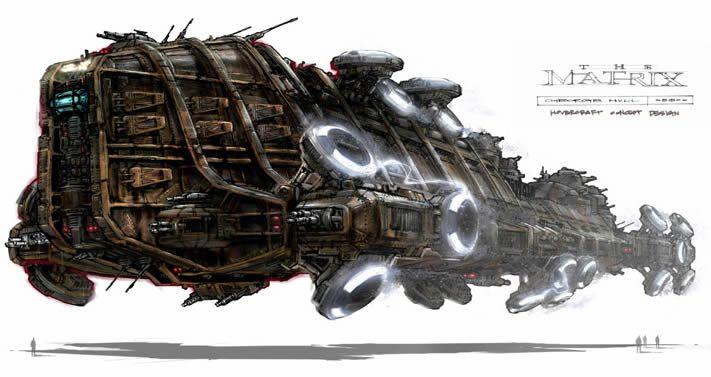 Matrix Hovercraft concept art | CONCEPT ART FAVES ...