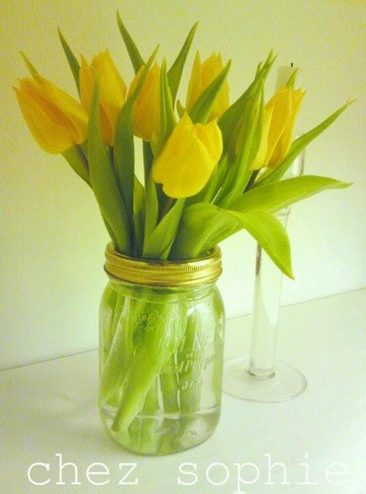 Kilner Jar Vase