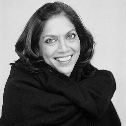 Today's STYLE ICON is the gifted director, Mira Nair.