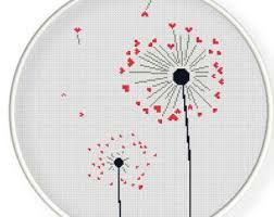 modern cross stitch patterns free - Google Search