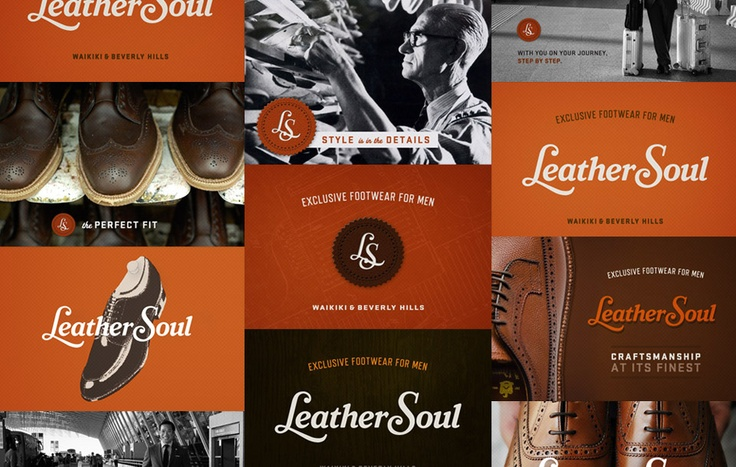 Leather Soul - Scott Naauao