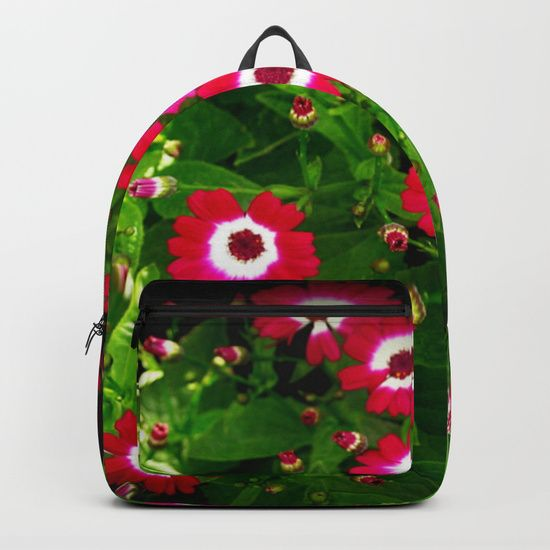 Summertime Daisies Backpacks