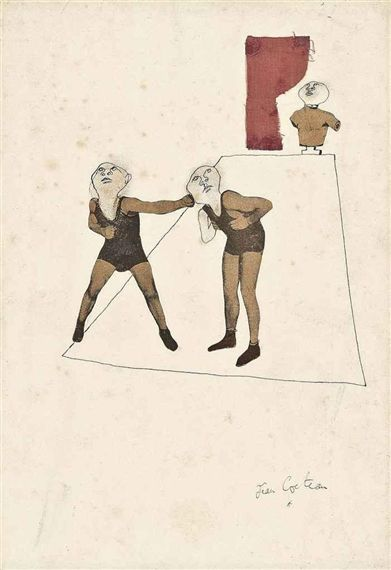 BOXING By Jean Cocteau