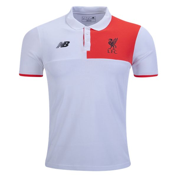 New Balance Liverpool 16/17 Tour Polo