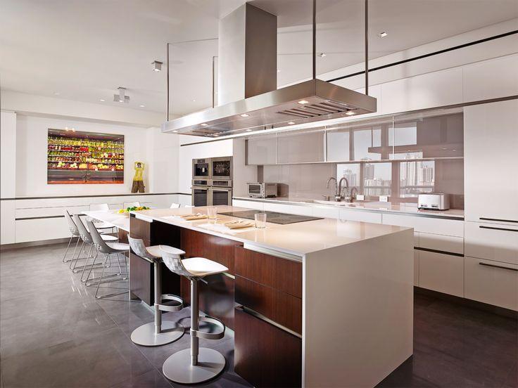 13 best Open - Kitchens images on Pinterest Open kitchens - nolte k che lago