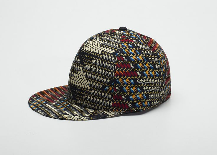 Bawku Fitted Cap
