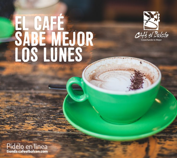 ¡Feliz lunes! Pídelo en línea tienda.cafeelbalcon.com #mejorunbuencafe #cafeelbalcon #cafecolombiano #antioquia #lunes #cafe #colombia #cup #drink #coffee #colombiancoffee #lunes #monday