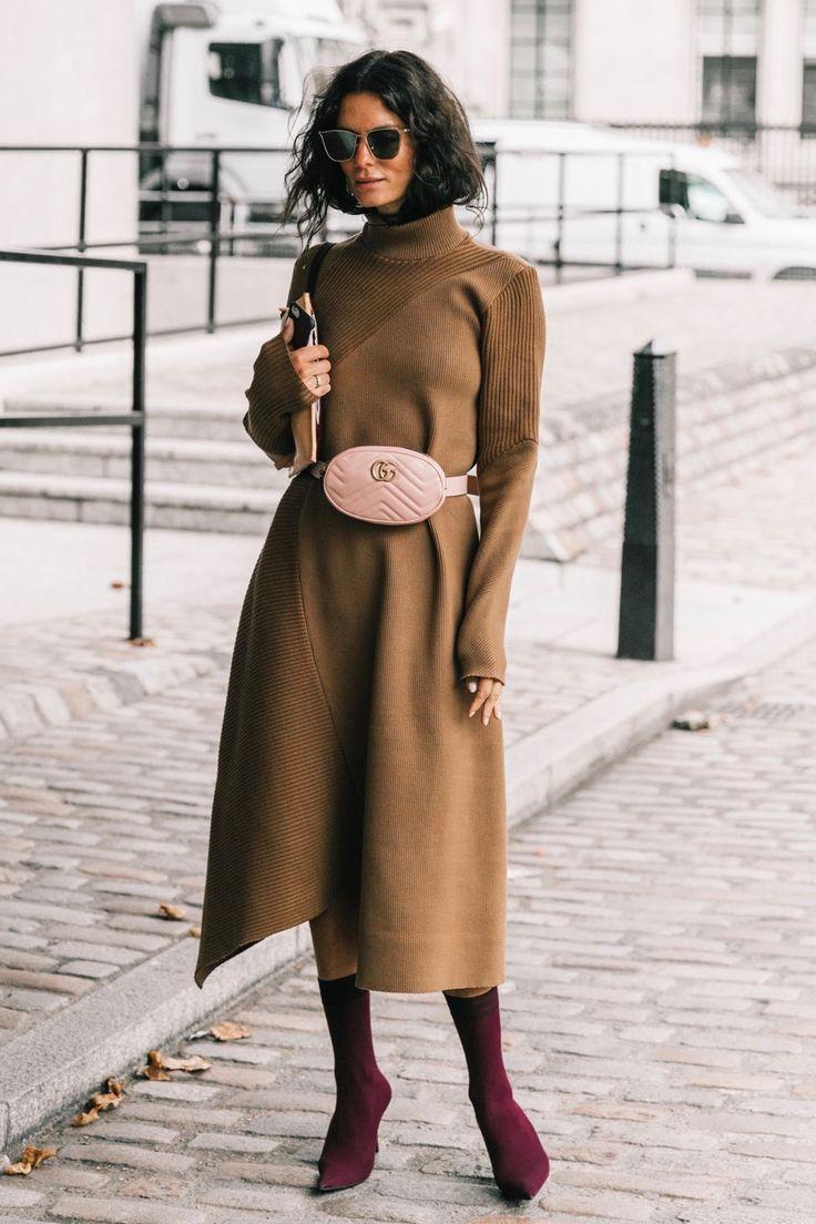 London Fashion Week S/S 2018 street style