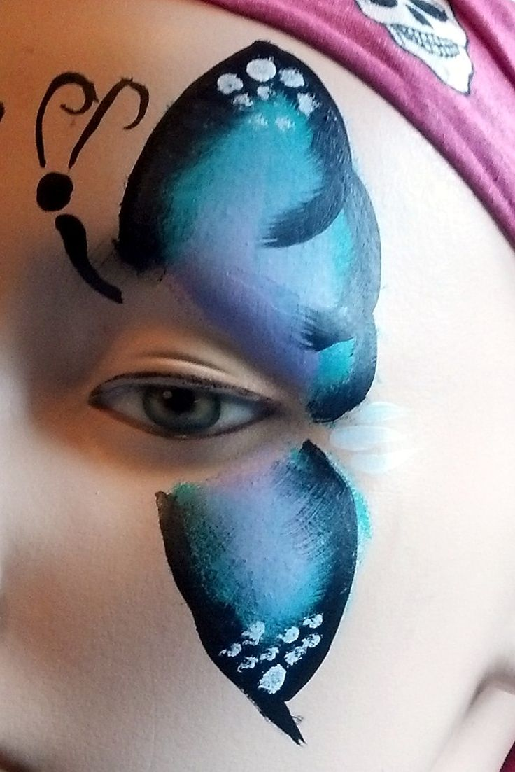 17 Best Images About My Various Face Painting Design