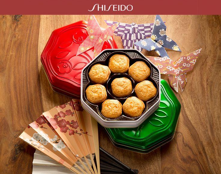 La celebrazione della #bellezza in piccole camelie friabili! Vorresti assaggiare i nuovi Hanatsubaki Biscuits?