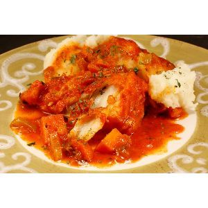 COD WITH TOMATO ,THYME AND OREGANO | Monastery Products | From Mount Athos to your home!