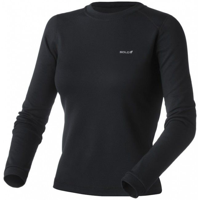 Blusa Segunda Pele X-Thermo DS T-Shirt Feminino Solo