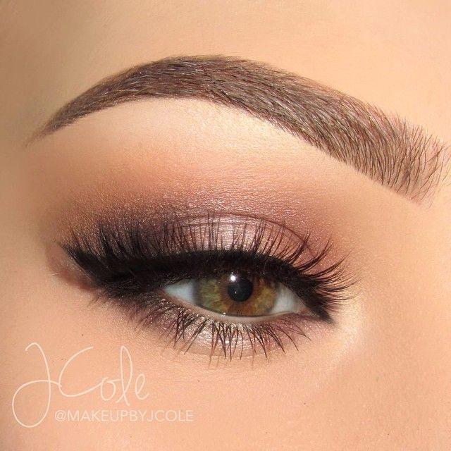 Makeup Green Eyes And Light Brown Hair