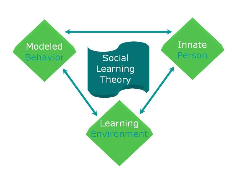 behaviourist and social learning So, the social learning theory is a behaviourist theory because it's a theory, it's  more specific about how our behaviour is shaped by the environment, holding.