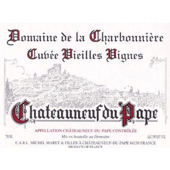 2013 Charbonniere Vieilles Vignes Chateauneuf Du Pape