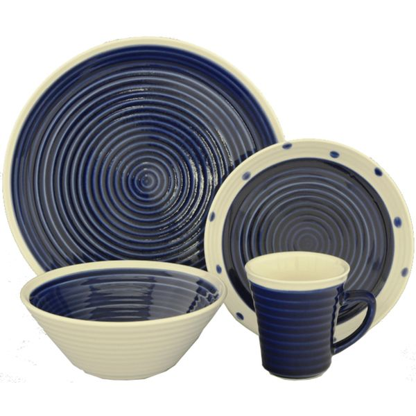In a unique geo and swirl pattern the Sango Rico dinnerware set offers a stunning twist to your typical dinnerware. These pieces are crafted from ...  sc 1 st  Pinterest & 787 best DinnerwareSet the table in our house images on ...