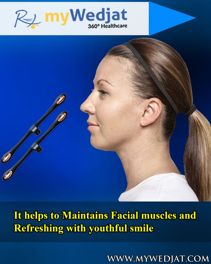 It helps to Maintains Facial muscles and Refreshing with youthful smile