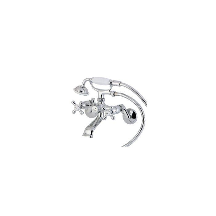 Victorian Wall Mount Clawfoot Tub Faucet