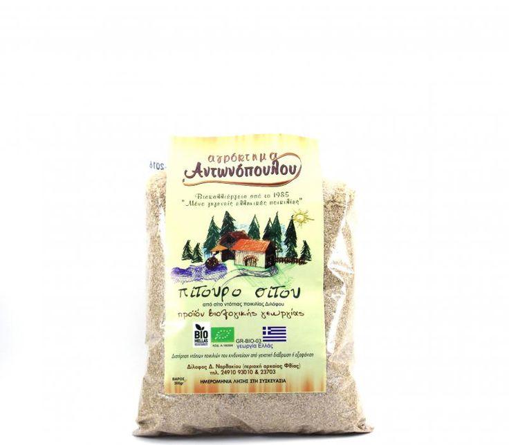 ''ANTONOPOULOS FARM''  Wheat Bran BIO