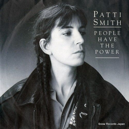 パティ・スミス / SMITH, PATTI - people have the power - 109877