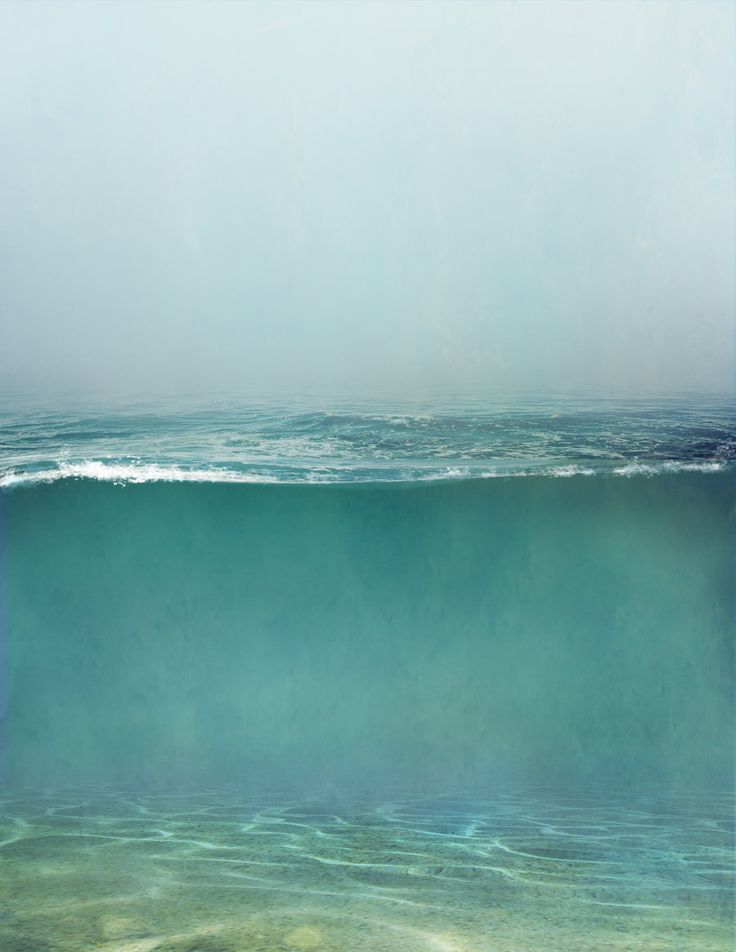 480 underwater partition 01by ~Tigers-stock: Water, Color, The Ocean, Art, The Mer,  Sands Bar, The Waves, Photography, The Sea