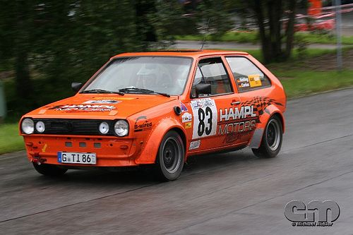 VW Polo 86C - Tomi Amling / Peter Carius